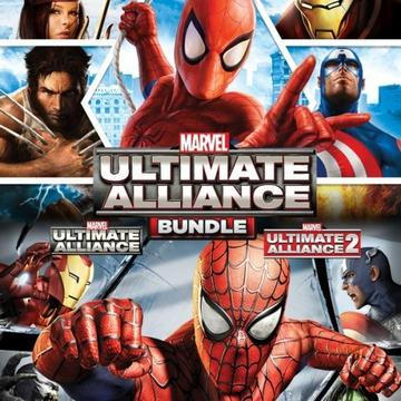 MARVEL ULTIMATE ALLIANCE 2 BUNDLE PC Download Windows Computer Game