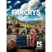 Far Cry 5 PC Download Windows Computer Game