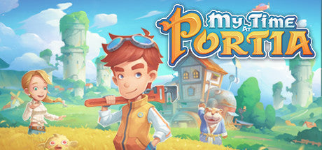 My Time At Portia PC Download Windows Computer Game