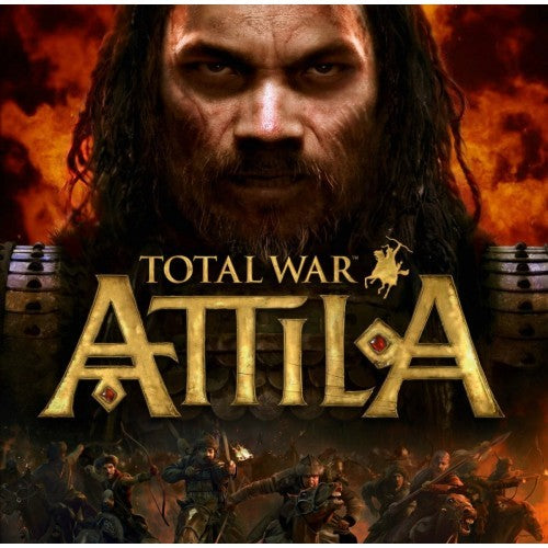 Total War ATTILA + DLC PC Download Windows Computer Game