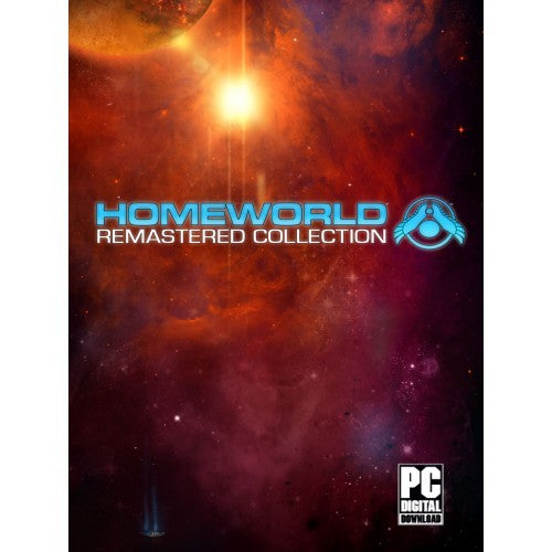 Homeworld Remastered Collection PC Download Windows Computer Game