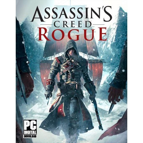 Assassin's Creed Rogue PC Download Windows Computer Game
