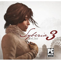 Syberia 3 PC Download Windows Computer Game