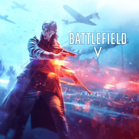 Battlefield V 5 PC Account Windows Computer Game