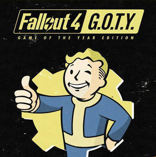 Fallout 4 GOTY PC Download Windows Computer Game