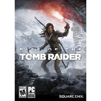 Rise of the Tomb Raider PC Download Windows Computer Game