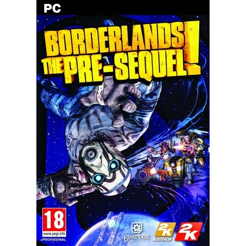 Borderlands The Pre-Sequel PC Download Windows Computer Game
