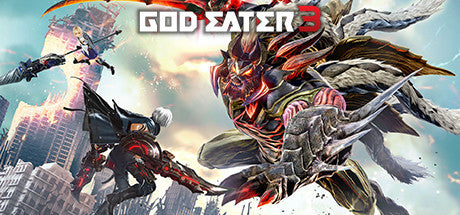 God Eater 3 Steam Key Code PC Download Windows Computer Game