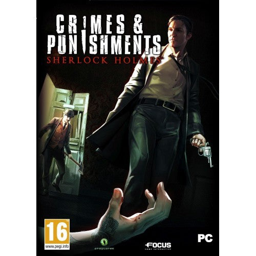 Sherlock Holmes Crimes and Punishment PC Download Windows Computer Game