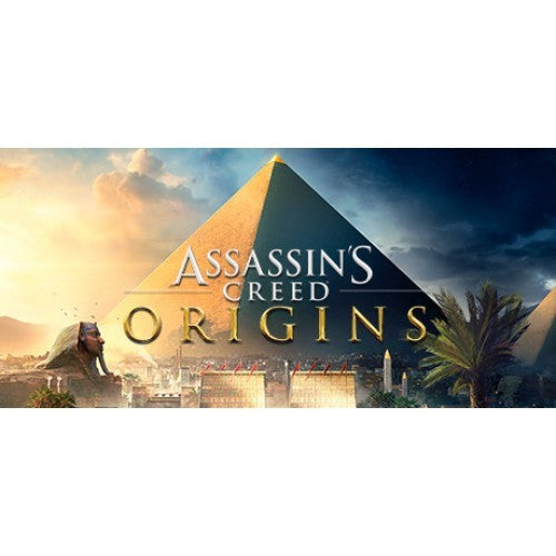 Assassin's Creed Origins PC Download Windows Computer Game