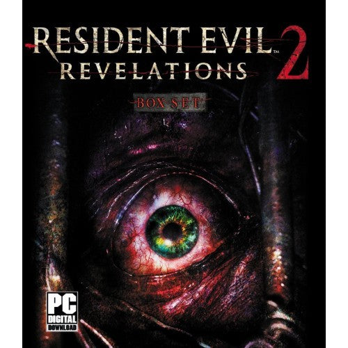 Resident Evil Revelations 2 Complete Episodes 1-4 Set PC Download Windows Computer Game