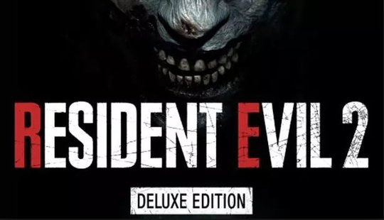 Resident Evil 2 Deluxe Edition PC Download Windows Computer Game