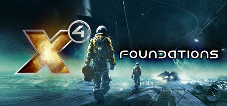 X4 Foundations PC Download Windows Computer Game