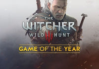 The Witcher 3: Wild Hunt GOTY GOG Key Code PC Download Windows Computer Game