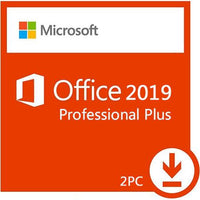 Microsoft Office 2019 Professional Plus For Windows 2 PC Latest Updates