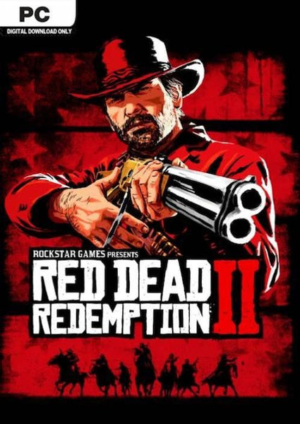 Red Dead Redemption 2: Offline Account PC Download Windows Computer Game