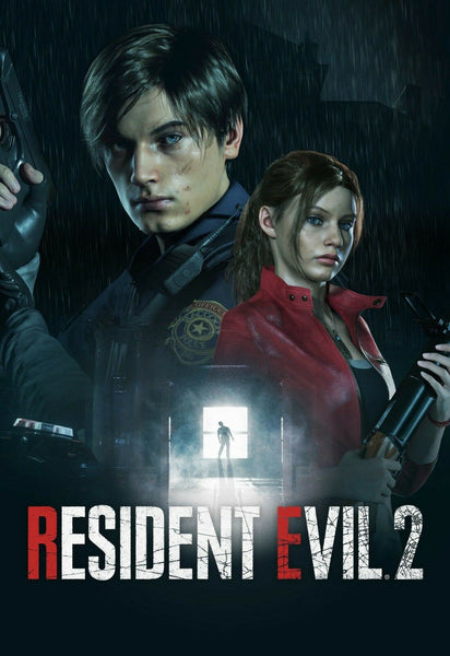 Resident Evil 2 RE:2 Standard Edition Steam Offline Account PC Download Windows Computer Game