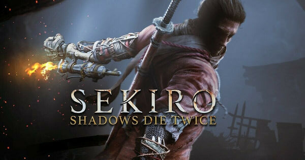 Sekiro Shadow Die Twice Steam Key Gift Code PC Download Windows Computer Game