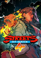 Streets of Rage 4 Steam Key Gift Code PC Download Windows Computer Game