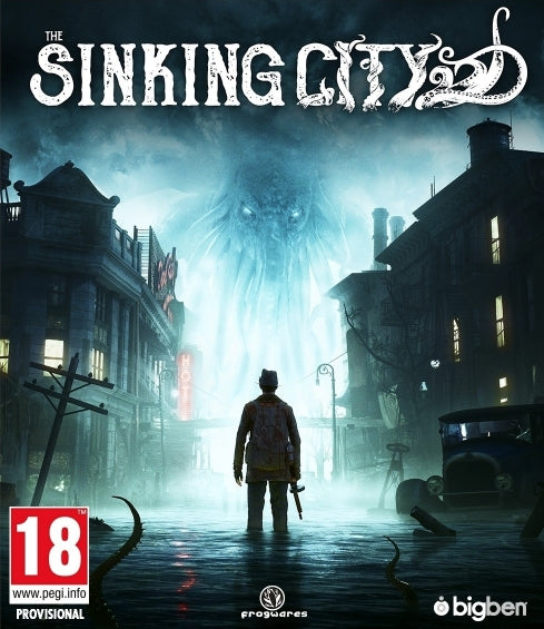 The Sinking City PC Download Windows Computer Game