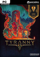 Tyranny - Gold Edition Steam Key Code PC Download Windows Computer Game