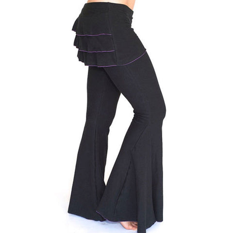 Bustle Pants