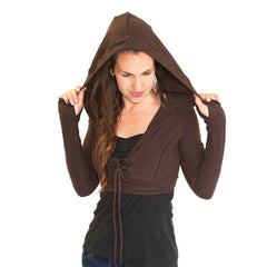 Jedi Crop Jacket - Dervish - 1