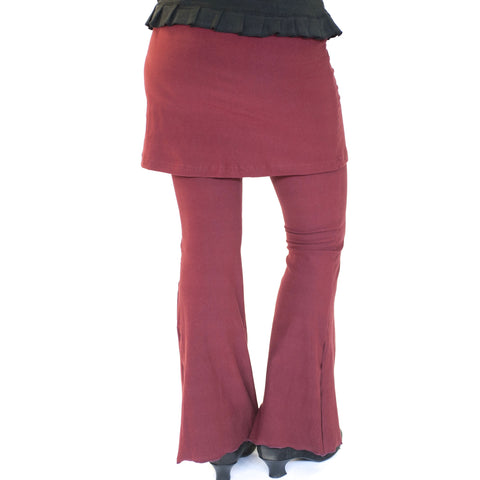 Flirt Pants with Long Skirt