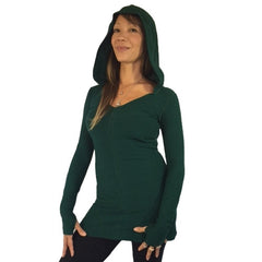 Hooded Thumbelina Tunic - Dervish - 1