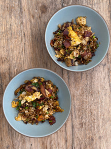 Recipe | Dark Horse Bacon Fried Rice