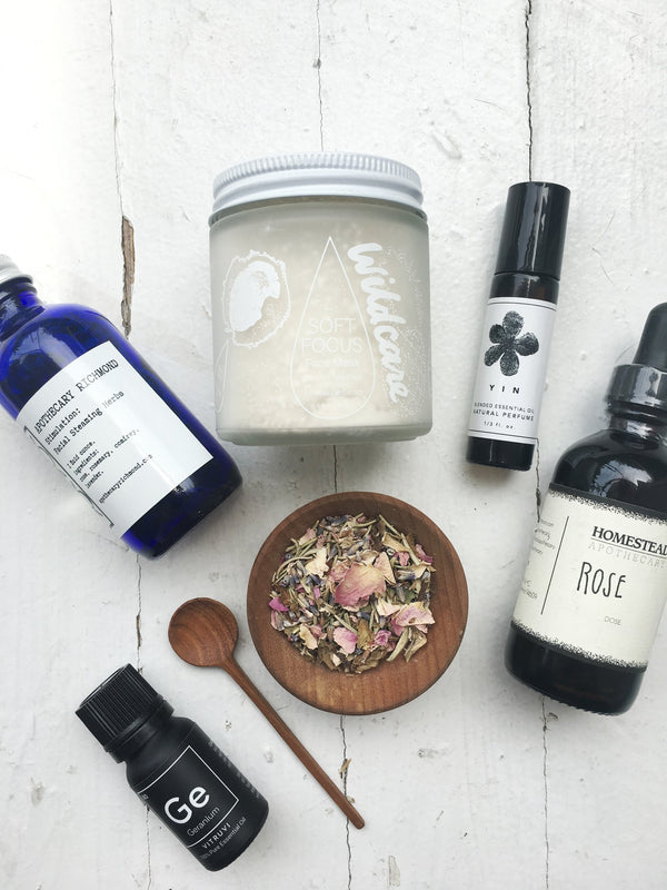 Five Naturally Soothing Summer Selects