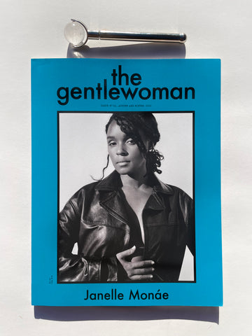 Gentlewoman and Cristalline Face Roller
