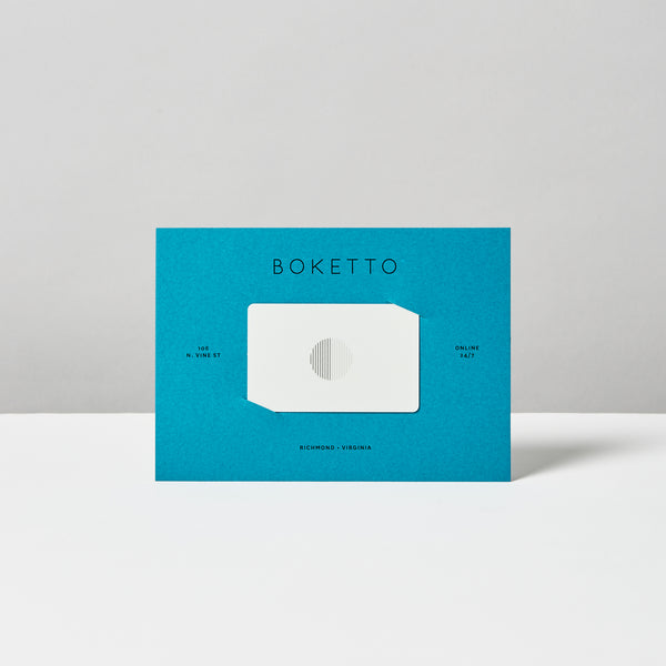 Boketto Gift Card