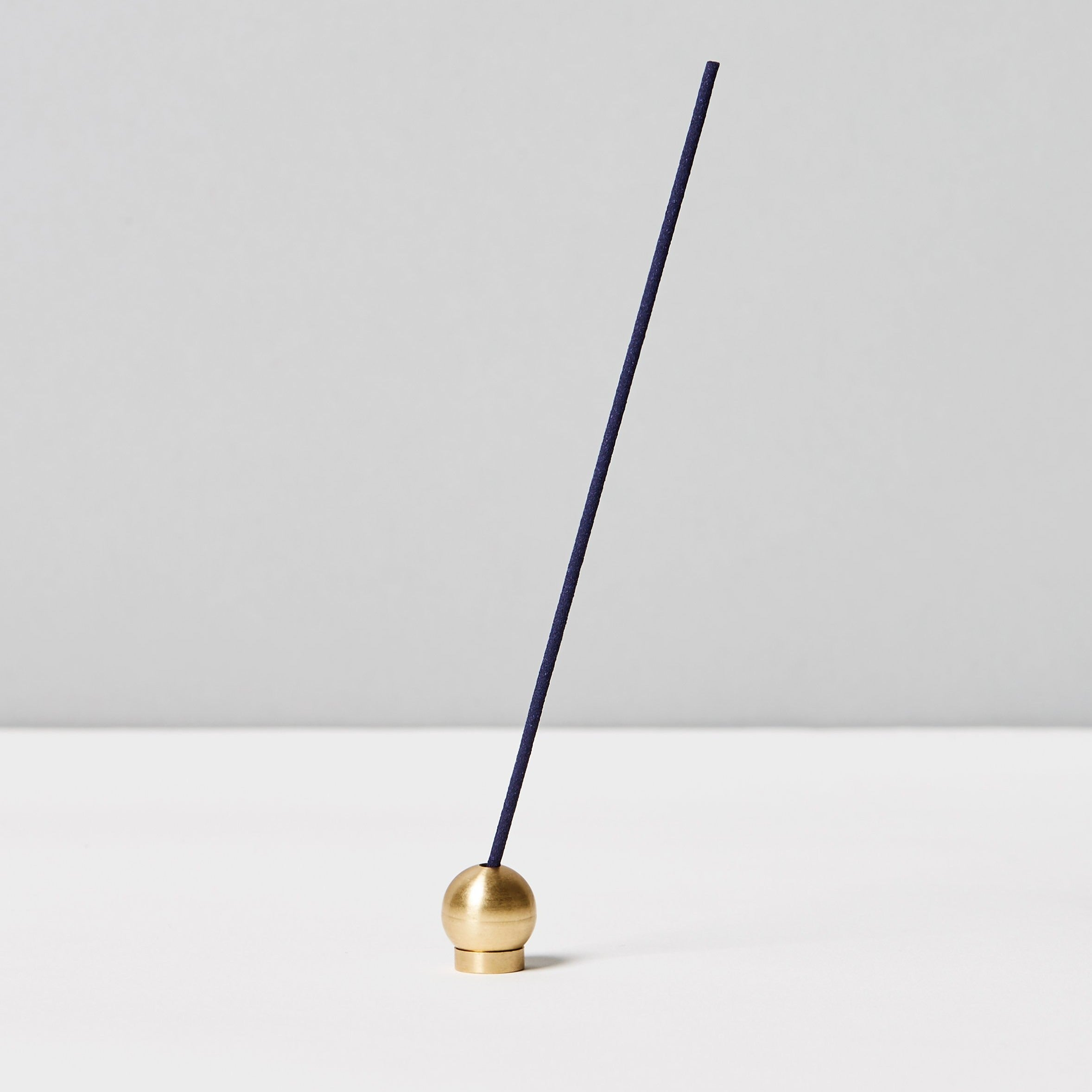 Bodha Ritual Brass Incense Holder