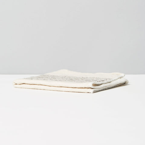 Morihata Striped Cotton Face Towel
