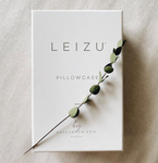 Elizabeth Few Studio Leizu Silk Pillowcase