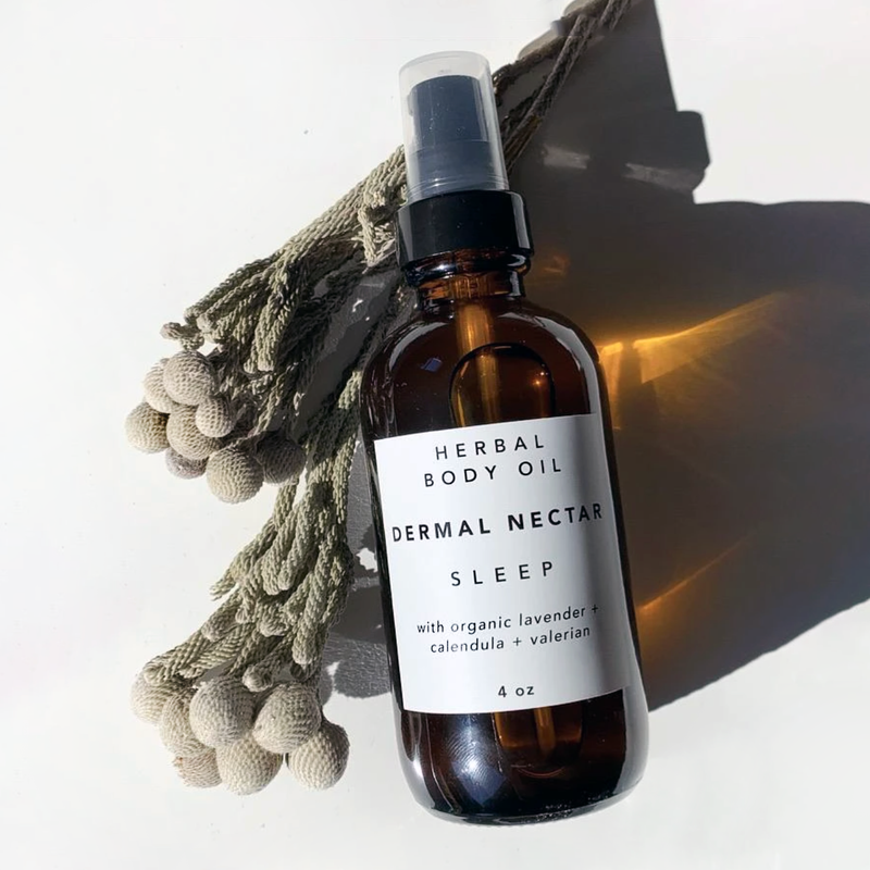 Dermal Nectar Sleep Body Oil