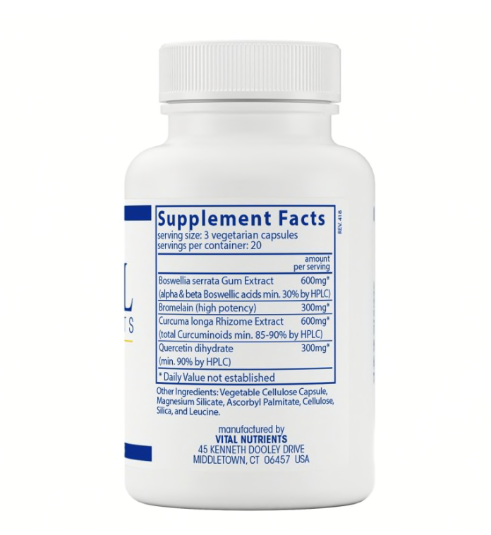 Vital Nutrients BCQ Supplement