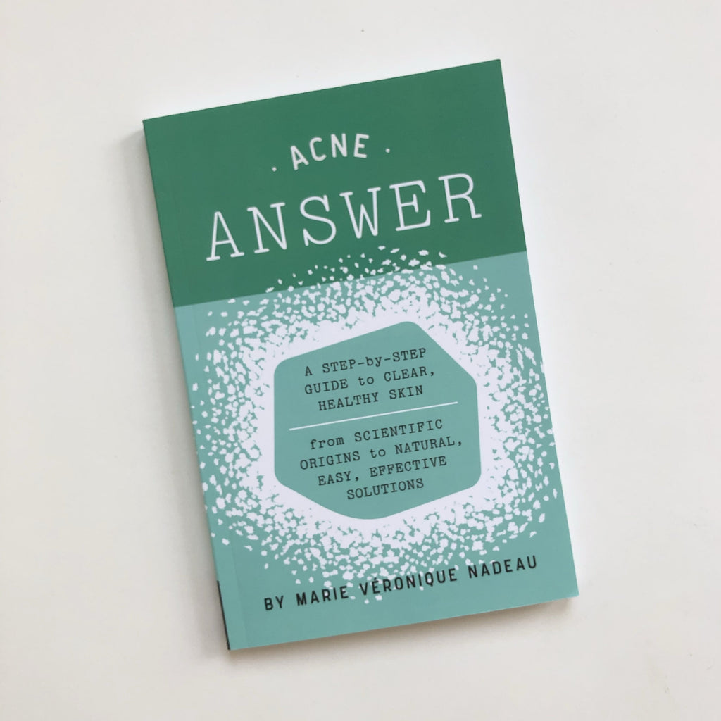 Acne Answer by Marie Veronique - Book