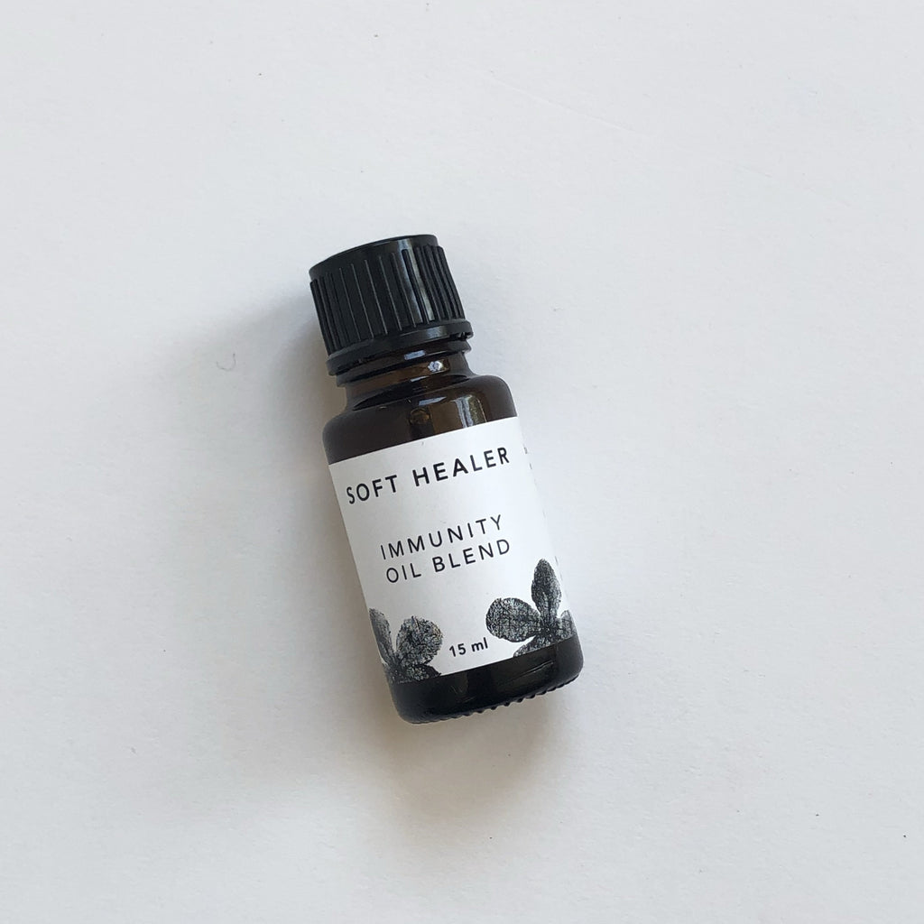 Pan Natural Goods Soft Healer Essential Oil Blend