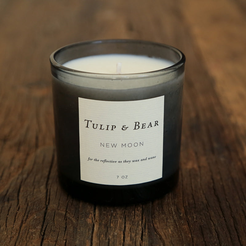 Hand-Poured Soy Candles
