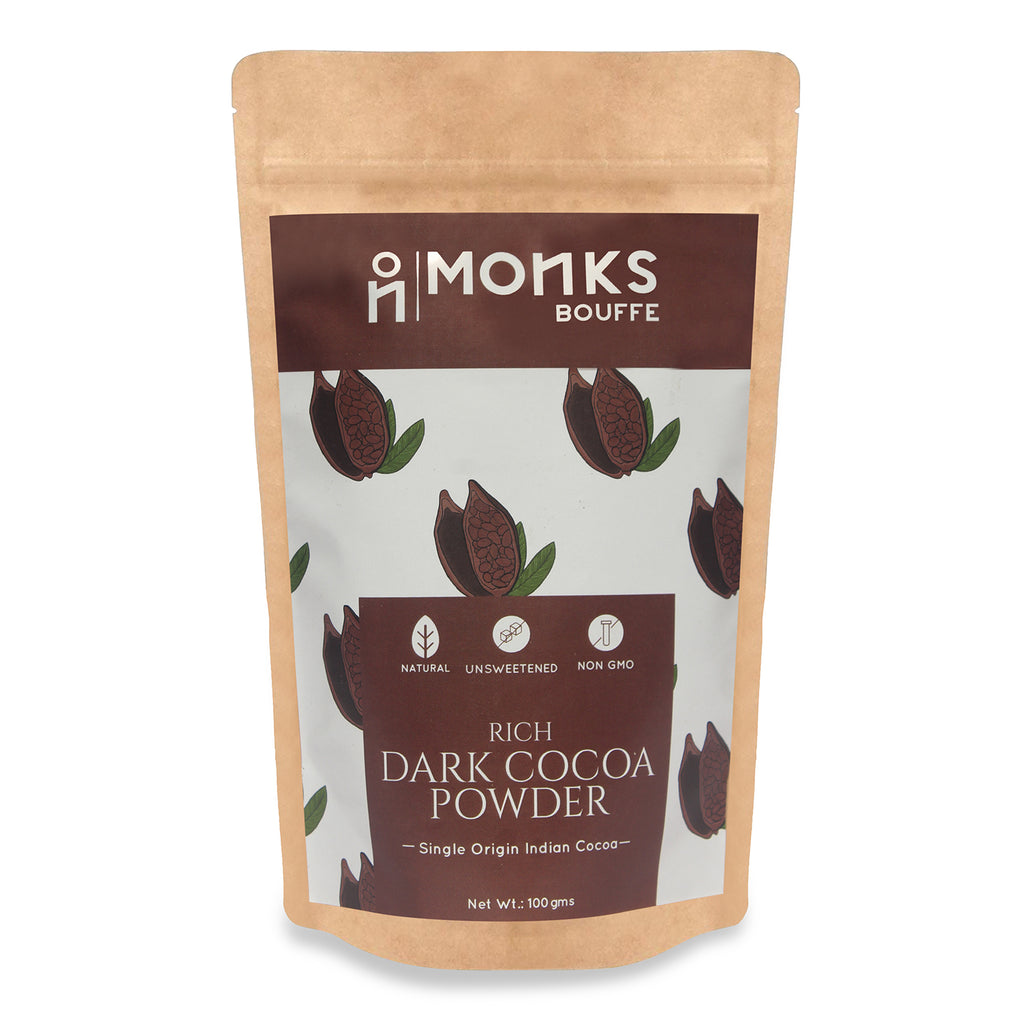 Rich Dark Cocoa Powder