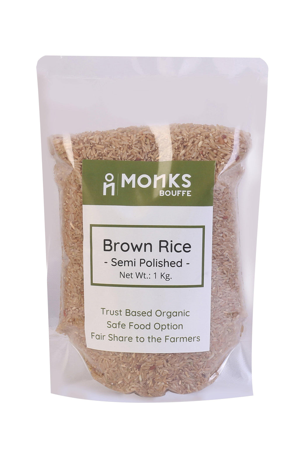 Organic Brown Rice(Chhattisgarh)