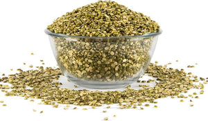 Organic Unpolished Moong Dal (With Chilka)