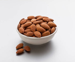 Organic Native Kashmiri Roasted Almonds
