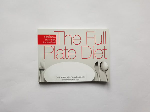 Spanish Version The Full Plate Diet Book