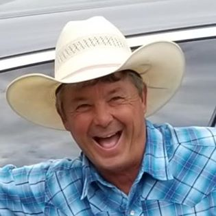 Brian Davis - retired rodeo champ and photographer