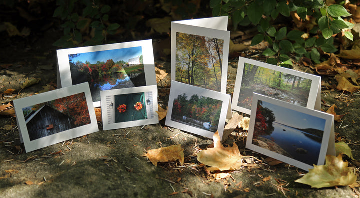 NestingCards - Fall Unfurled by Peg Owens
