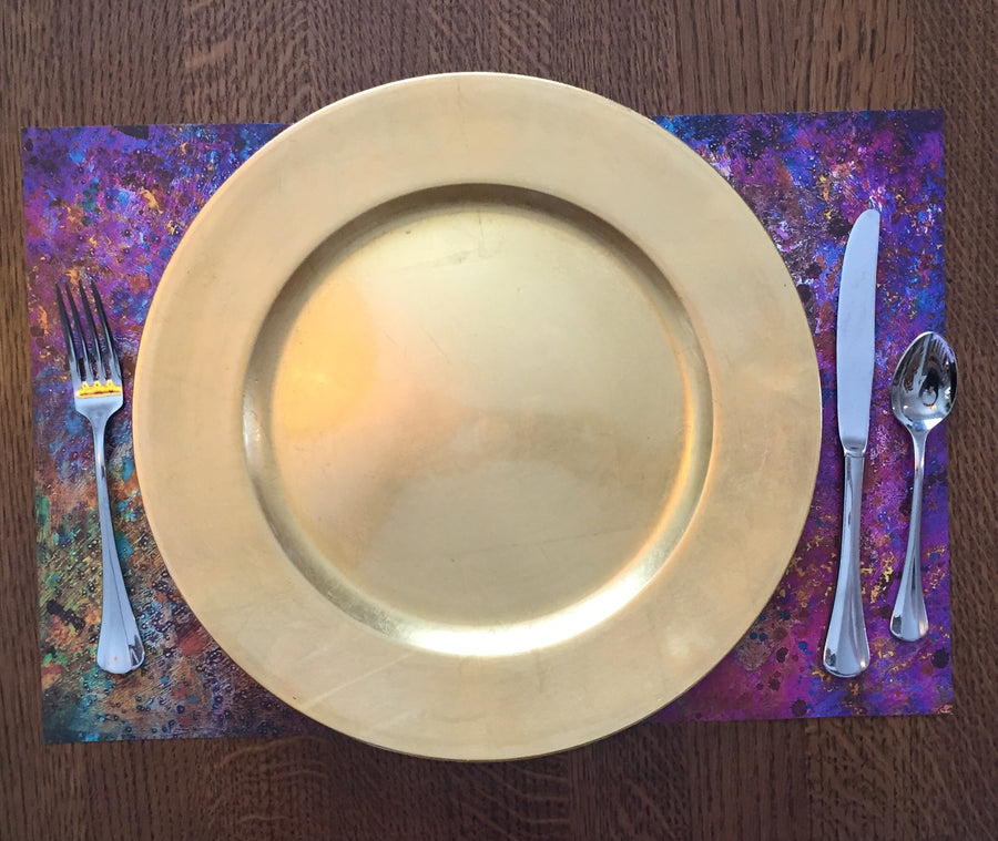 Placemats for all Occasions - Colorful Array