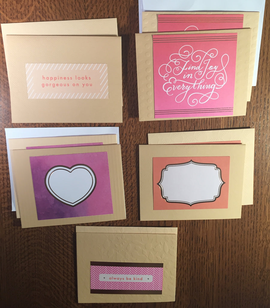 Cards: Friendship sayings